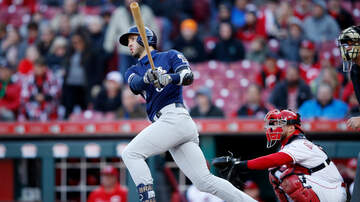 Brewers - Braun drives in Yelich for go-ahead run in 4-3 Brewers win on Monday