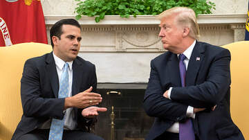 South Florida's First News w Jimmy Cefalo - President Trump Slamming Puerto Rico's Leaders over Storm Funds