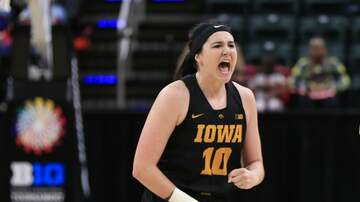 Simon Conway - Is Megan Gustafson the best Hawkeye Basketball player ever?