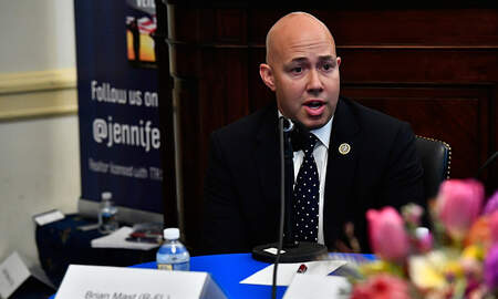 Florida News - U.S. Rep. Mast: Bill Is All About Connecting Veterans With Congress