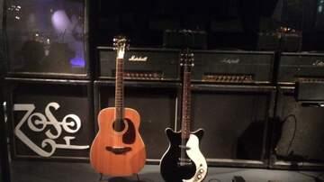 Carol Miller - Jimmy's Guitars At The Metropolitan Museum Rock Instruments Preview
