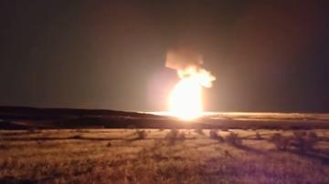 Weird, Odd and Bizarre News - Controlled Demolition of Train Wreck Lights Up Utah Sky With Fireball