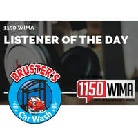 1150 WIMA LISTENER OF THE DAY