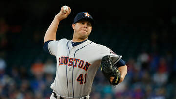 None - Astros Squeak Out Win Over Rangers