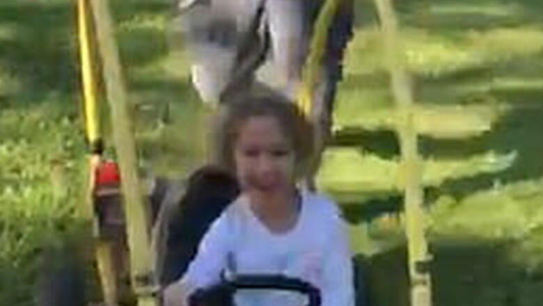 Five-Year-Old Girl Partially Scalped Following Go-Kart Accident