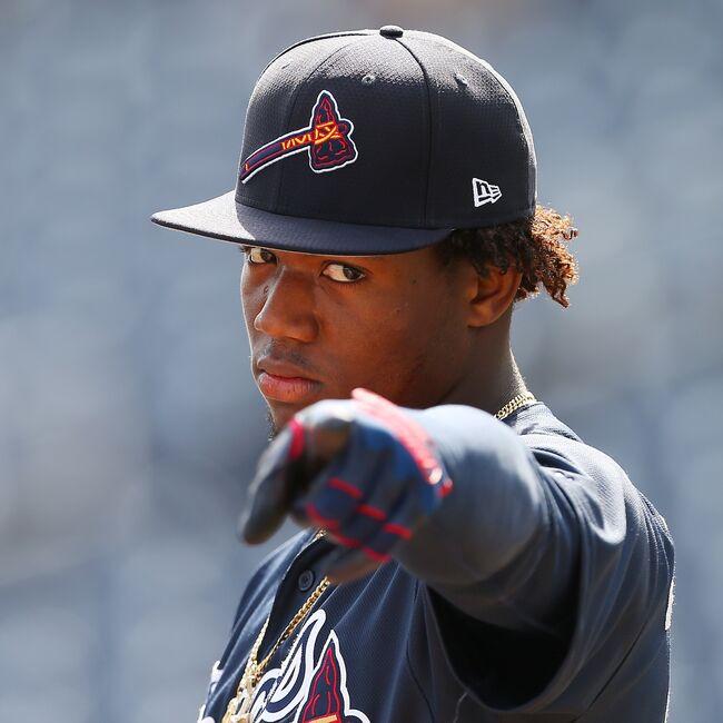 Atlanta Braves' Ronald Acuna Jr. Gets $100 Million Deal ...