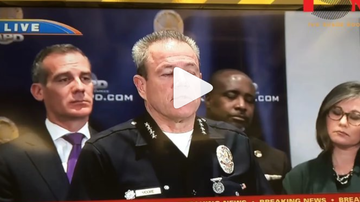 Jess Live - RIP Nipsey Hussle: LAPD Police Chief Held a Press Conference