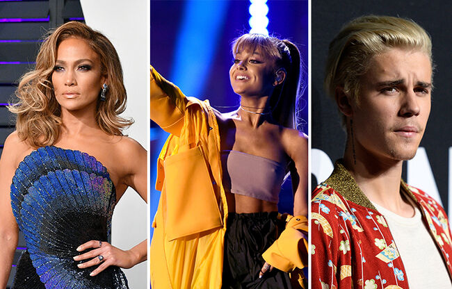 The 15 Most-Followed Celebs On Instagram