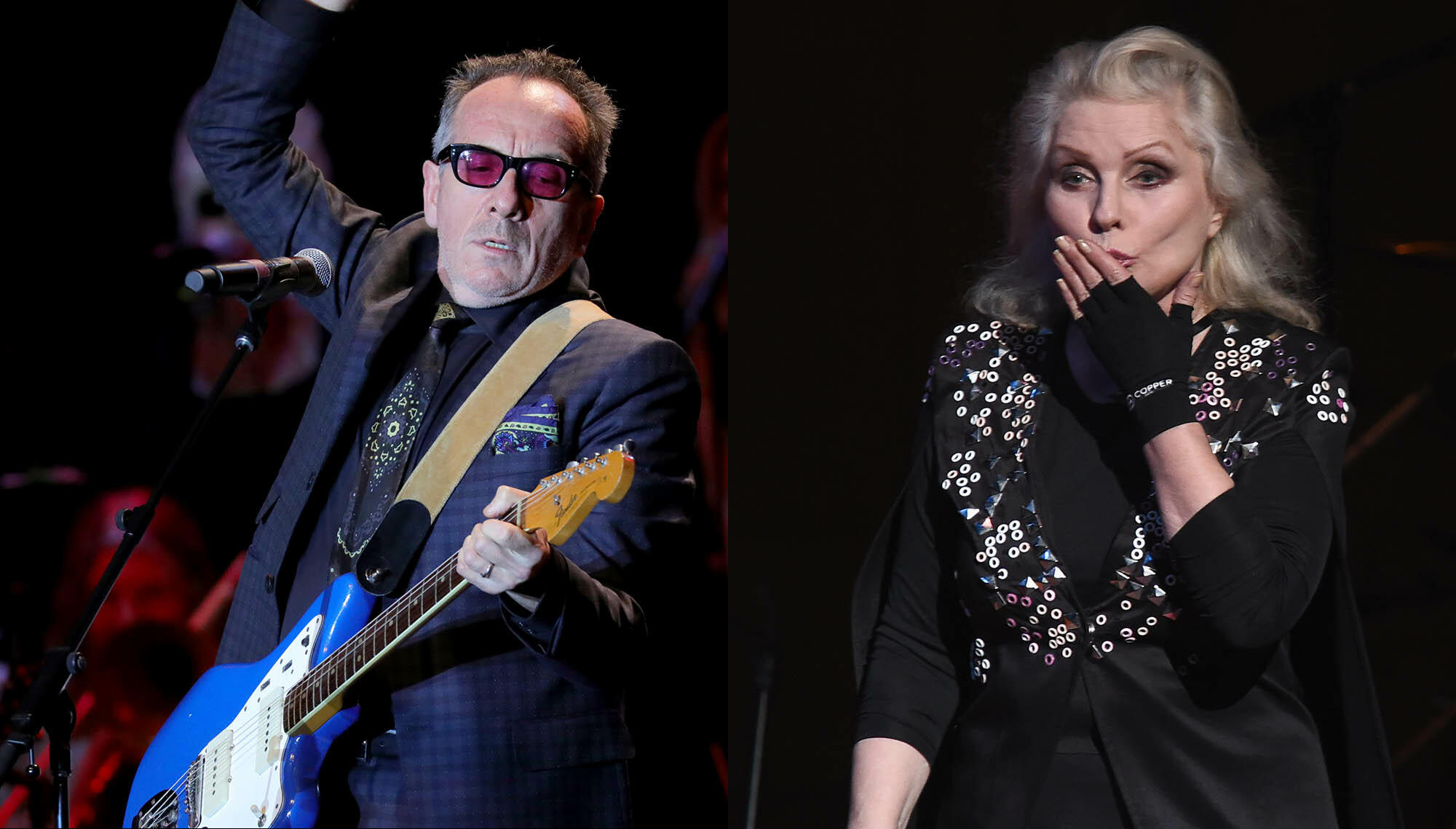 Elvis Costello & The Imposters, Blondie Announce Co-Headlining Tour