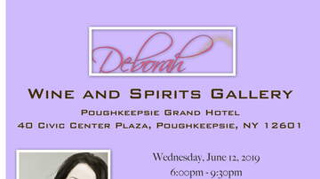 None - Wine & Spirits at the Poughkeepsie Grand Wednesday June 12th at 6pm!