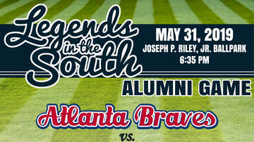 None - Legends in the South Alumni Game