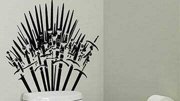 Matt Case - in #CASE you missed it… Turn Your Toilet Into The Iron Throne