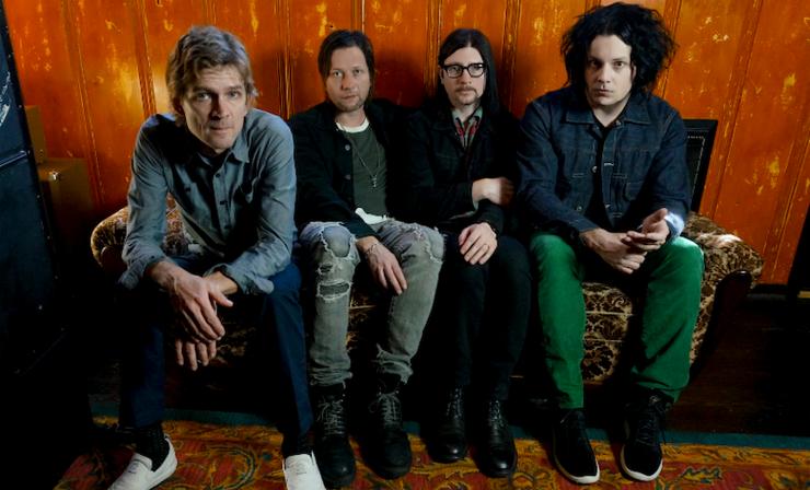 The Raconteurs Share Riff-Heavy New Single 'Bored & Razed' | iHeartRadio