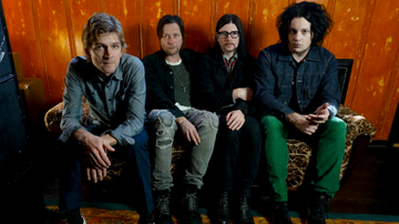Trending - The Raconteurs Share Riff-Heavy New Single 'Bored & Razed'