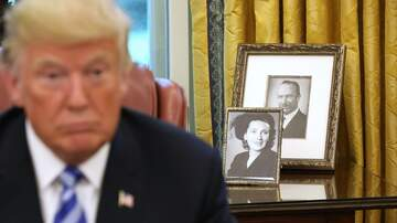 None - Just for fun: Trump thinks his father was born in Germany