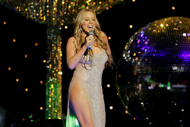 2005 American Music Awards - Show