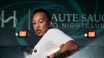 KUBE Mix Show DJs - Lou Rawk