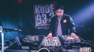 KUBE Mix Show DJs - DJ Rocryte