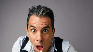 Leland Conway - Top Comedian Sebastian Maniscalco Stopped By The Show Today