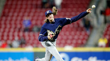 Brewers - Arcia's home run powers Brewers to 4-3 win over Reds Tuesday night