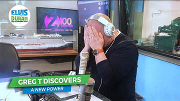 Elvis Duran - Greg T Has Us Freaking Out Over His Scarily Accurate Psychic Skills
