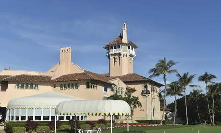 Florida News - Text Messages From Mar-a-Lago Trespasser Show Her Interest In Real Estate