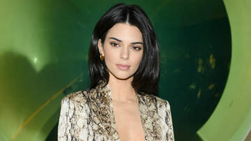Entertainment News - Kendall Jenner Poses Topless For 'L'Officiel'