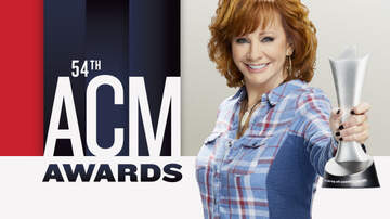 ACMs - 54th Academy of Country Music Awards at MGM Grand Garden Arena