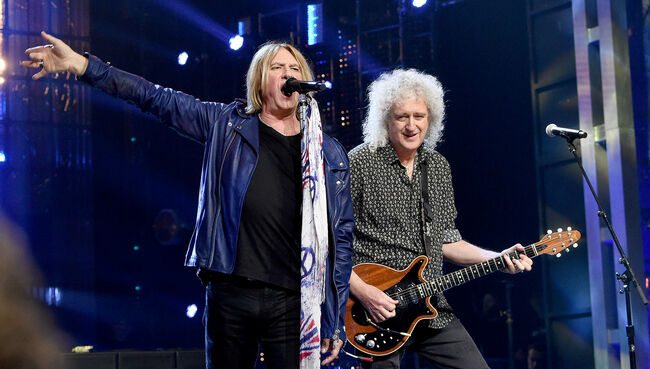 Queen's Brian May Introduced Himself To Def Leppard To Apologize