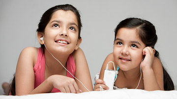 image for The Best Podcasts For Kids