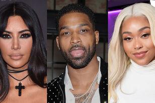 Kim Kardashian Hints That She's Forgiven Tristan Thompson & Jordyn Woods