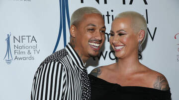 Gabby Diaz - Amber Rose is expecting Baby #2!