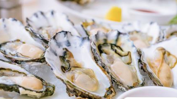 Qui West - Study Says, Oysters Can Improve Your Mental Health!