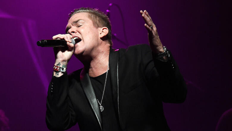 Sugar Ray's Mark McGrath Reveals He's Going Deaf: 'It's Scary'