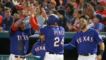None - Rangers Shut Down Astros