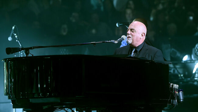 Billy Joel Announces 69th Consecutive Msg Concert Q104 3