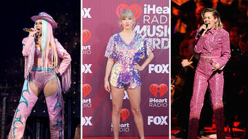 iHeartRadio Music News - Celebs Sparkling In Sequins and Glitter