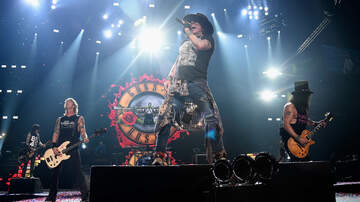 Maria Milito - Guns N' Roses Announces Only Concert Date Of 2019