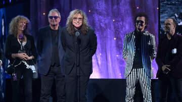 Ken Dashow - David Coverdale Recalls Mockery Of Deep Purple's Rock Hall Induction