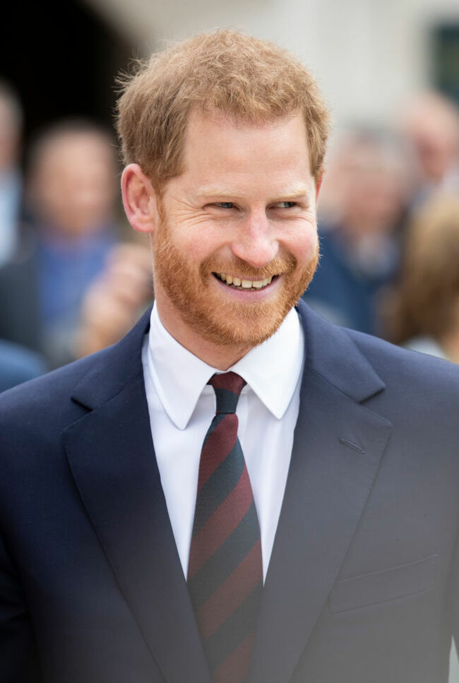 The Duke of Sussex Attends The Lord Mayor's Big Curry Lunch