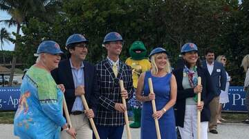 The Mo & Sally Show - Groundbreaking Ceremony At Loggerhead Marine Life Center