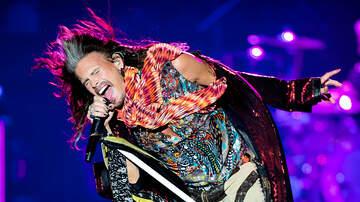 Ian - Aerosmith preview Deuces Are Wild Vegas show