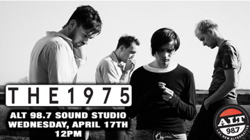 ALT Articles - Here Is How You Can Watch The 1975 Perform LIVE today