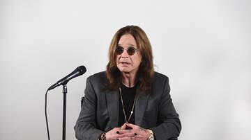 Derek Moore - Ozzy Osbourne Postpones All Concert Dates For 2019