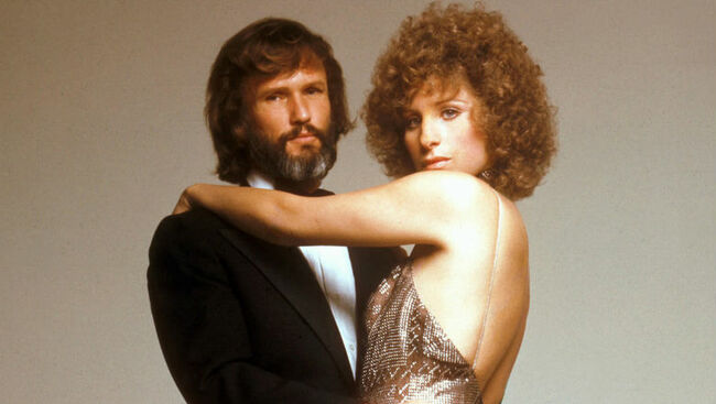 Barbra Streisand & Kris Kristofferson Have 'A Star Is Born' Reunion
