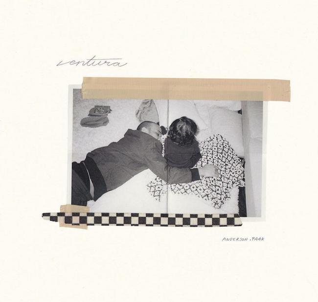 Anderson .Paak - 'Ventura' Album Cover Art