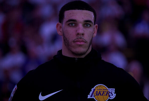 lonzo ball alan foster