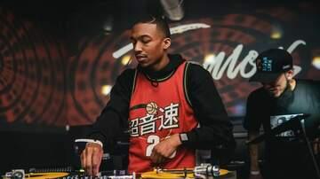 KUBE Mix Show DJs - DJ Famous