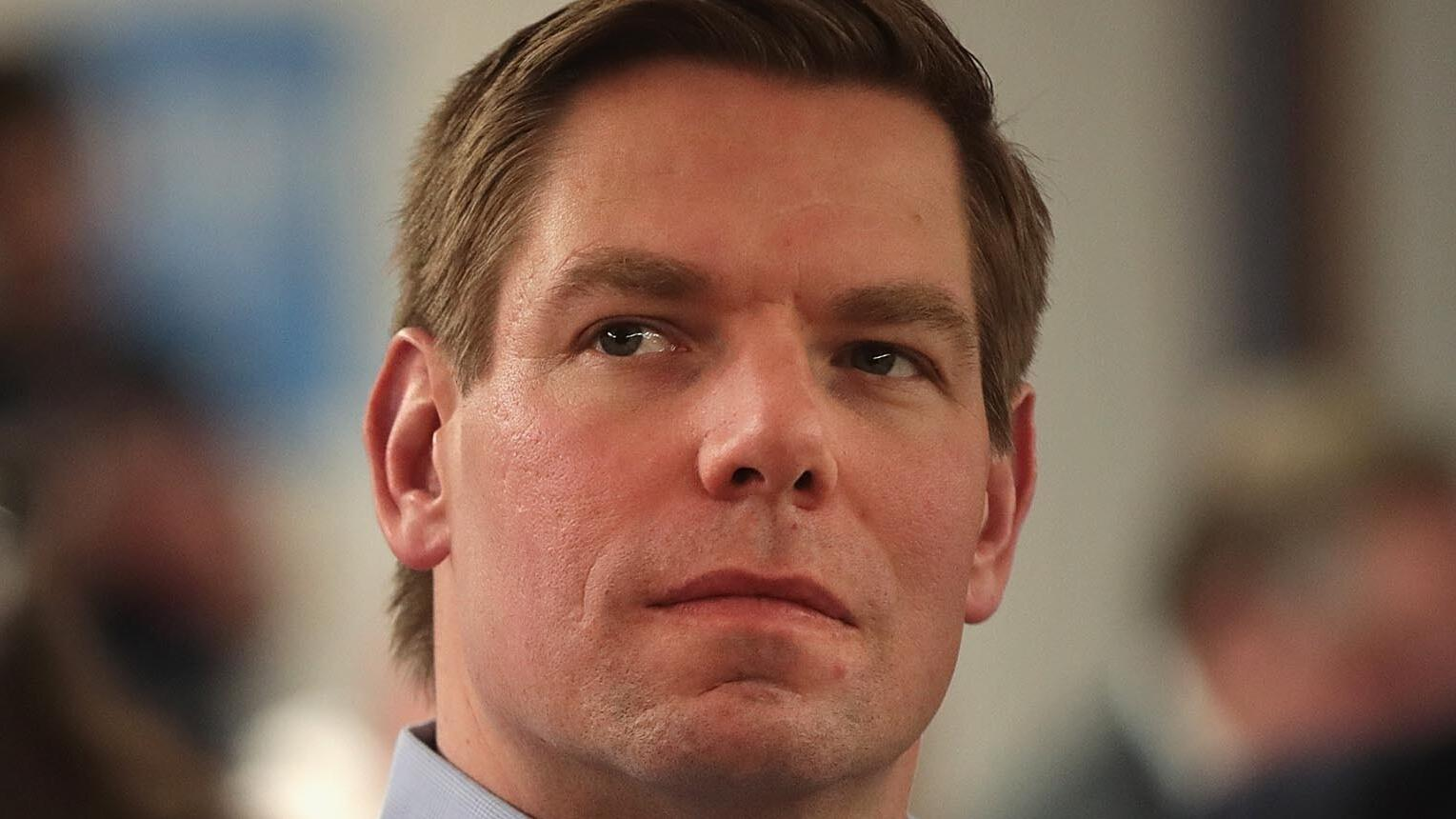 East Bay Rep. Eric Swalwell posts call threatening his life