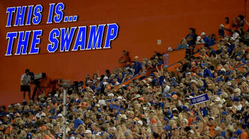 97.3 The Game News - Gators Announce Homecoming Tickets Already Sold-Out